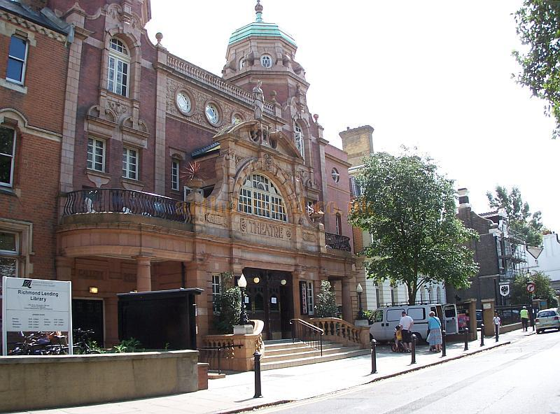 Theatres And Halls In Richmond Upon Thames Surrey