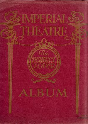 Programme picture album for 'The Perfect Lover' at the Imperial Theatre - 1905.