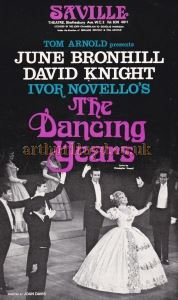 The Dancing Years Flyer