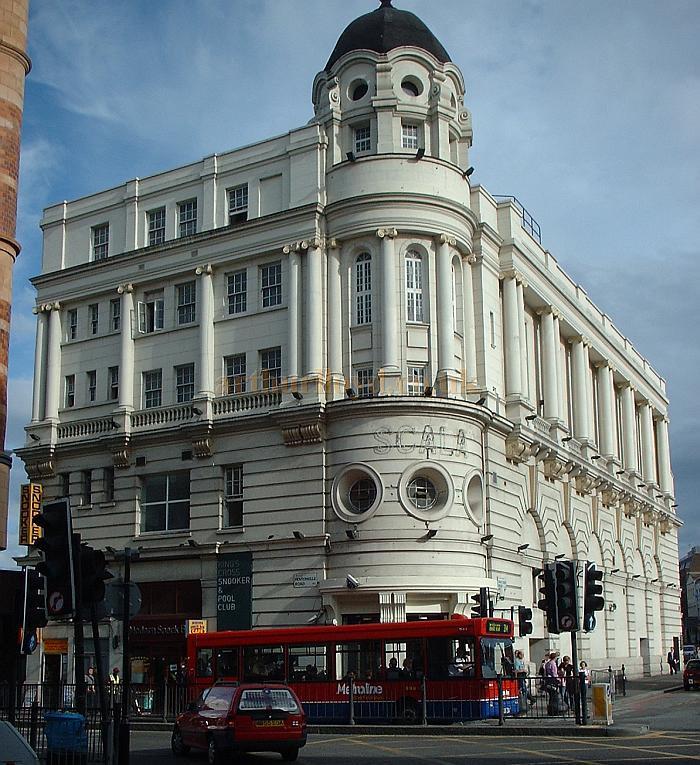 on sale d1e73 0a740 The King s Cross Cinema, 275 - 277 Pentonville Road, King s Cross, London