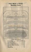 Seating Plan for The Palace Theatre of Varieties - Pre 1907 - Click to enlarge.