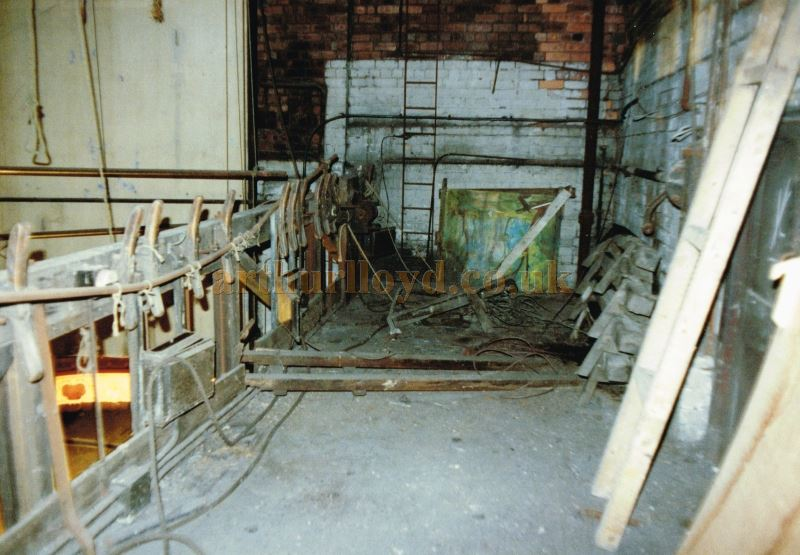 The Lyceum Theatre, Sheffield before its 1990 restoration - Photos: Richard Brett - Courtesy Roger Fox