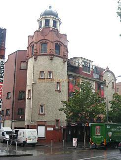 The Shepherds Bush Empire in 2006 - Courtesy Positive Design Works.