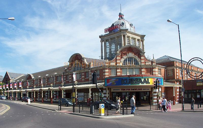The Kursaal, Southend-on-Sea in August 2009 - Photo M.L.