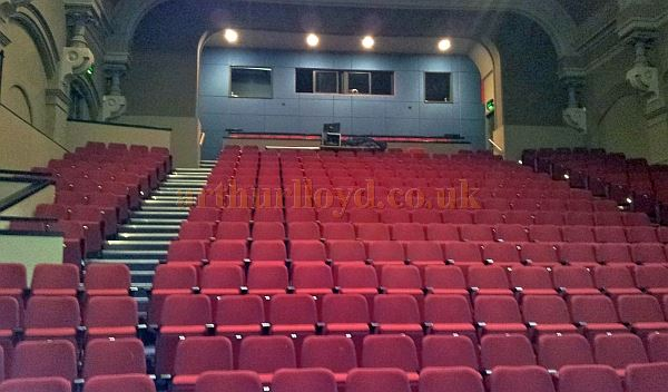 Theatres And Halls In Southport Merseyside
