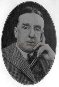 Architect of the Garrick Theatre, Southport, George Edward Tong - Courtesy the Crosby Archive.