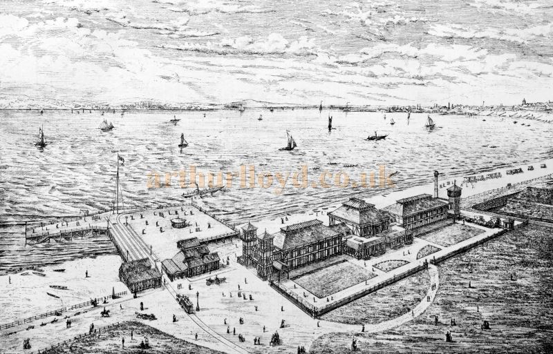 The Southsea Assembly Rooms and Baths - From the Building News and Engineering Journal, 6th of October 1871.