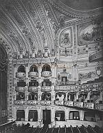 A Thumbnail image of the Stoll Theatre auditorium which can be seen in its original size at the photo sharing site Flickr here.