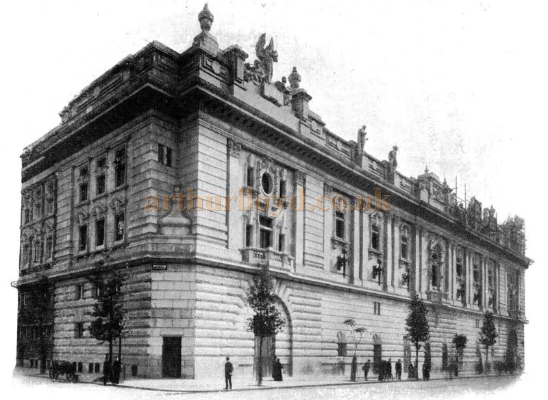 The London Opera House, Kingsway - From The Stage Yearbook of 1912