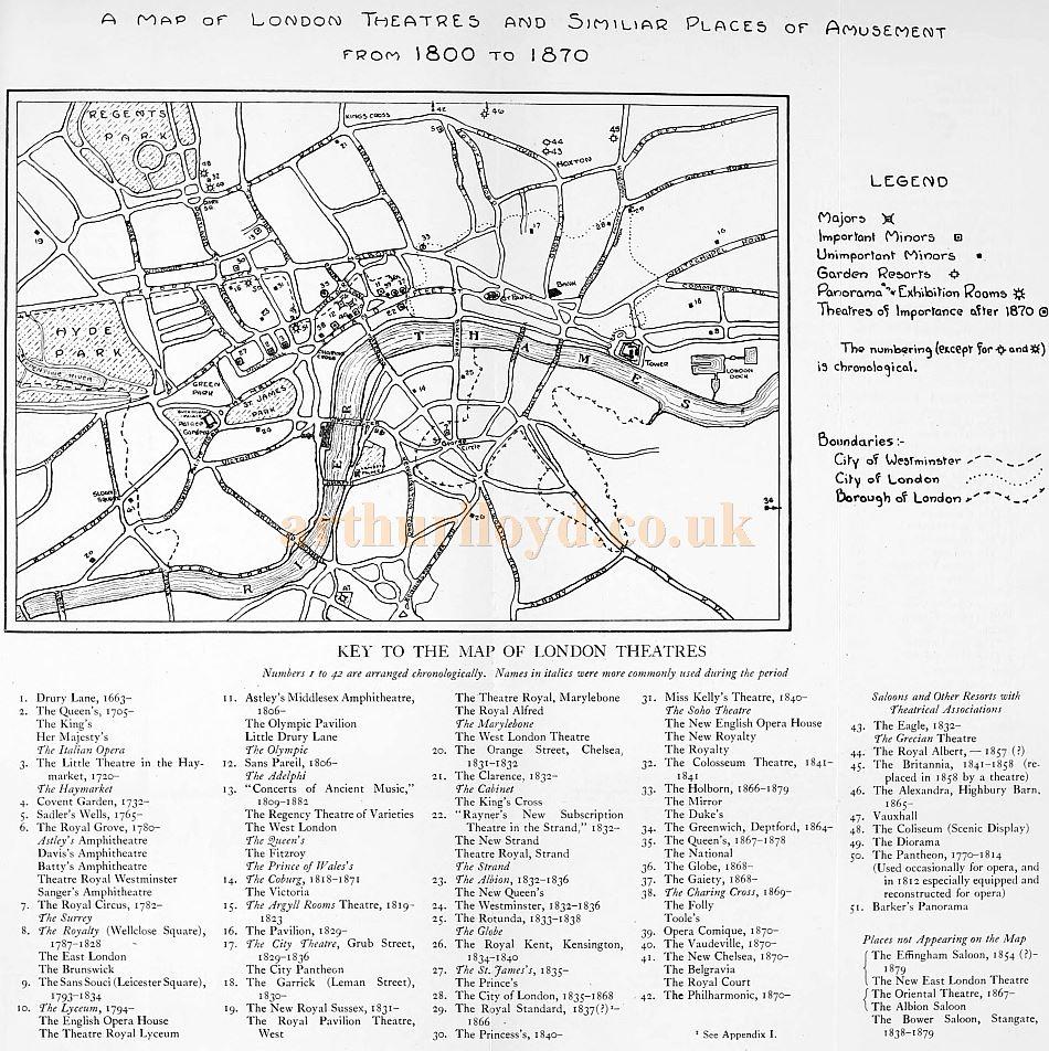 West End Theatres London Map.London S West End Theatreland Maps