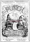 Sensation Sufferers - Punch 1863