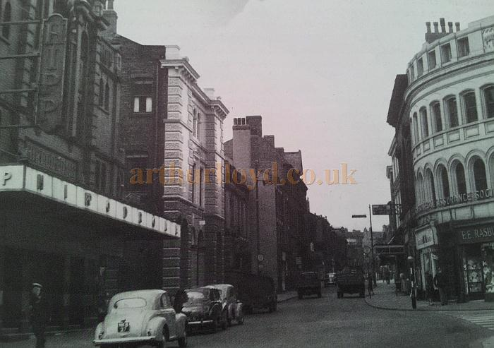 The Hippodrome Theatre King Street Wigan Lancashire