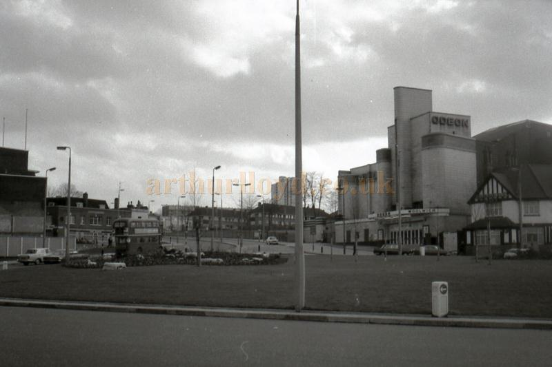 The Woolwich Odeon in 1970 - Courtesy John King